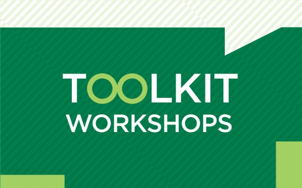 Toolkit workshops - we go virtual!