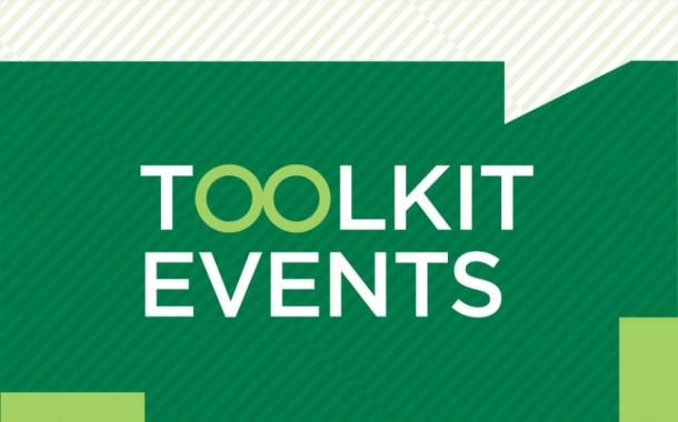 Toolkit workshops: Πρόγραμμα Μαΐου 2020
