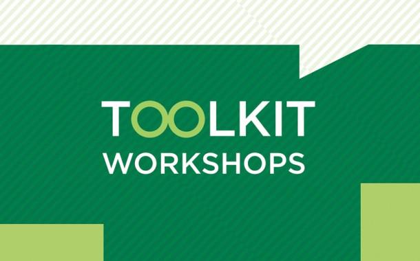 Τα Online Toolkit Workshops είναι και πάλι εδώ!